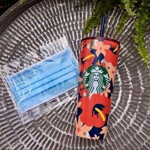 🌺 Starbucks Hibiscus Venti Tumbler 🌟Summer 2020